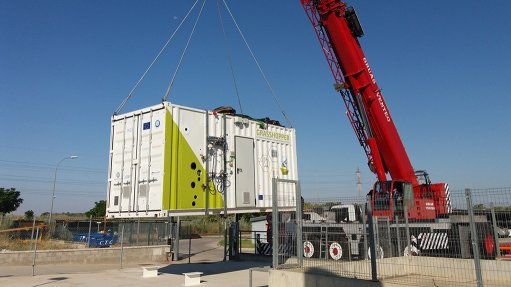 Abengoa Innovations completes construction of pilot plant for hydrogen power in Spain
