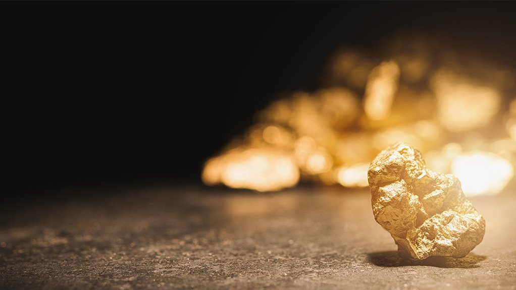 SHINY PROSPECTS The increased price of gold has detracted attention from the decrease in production figures