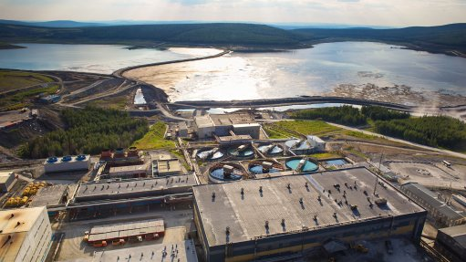 Gold miner Polyus switches to renewables