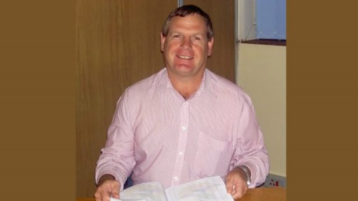 Southern African air cargo committee head Alwyn Rautenbach has died
