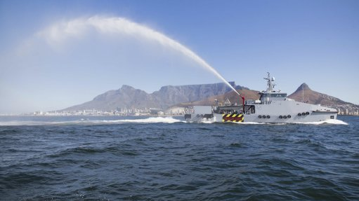 Paramount Maritime puts to sea new Sentinel vessel to deter oil pirates in West Africa