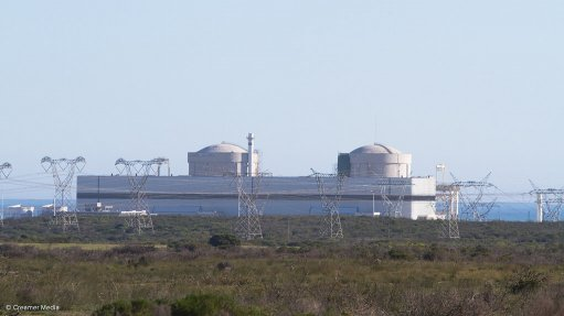 Eskom, regulator say cracks in Koeberg containment structures not serious