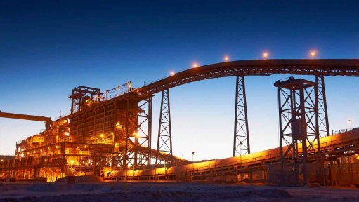 Spence continues to ramp up - BHP