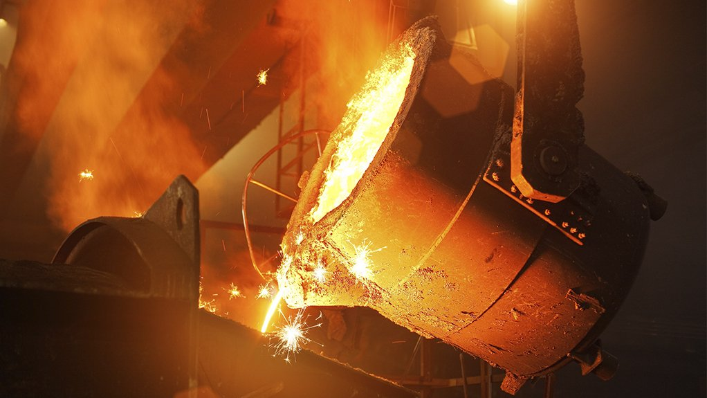 ZOOMING INTO SAFETY  Over the years, the importance of safety has grown substantially, whereby laws and regulations governing the smelter and metals sector have become stricter
