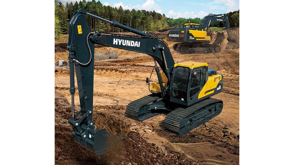 THE RIGHT FIT HPE Africa believes that the series will be well suited to most medium-to large size construction, repair and demolition projects carried out by municipalities