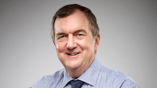 Barrick Gold president and CE Dr Mark Bristow