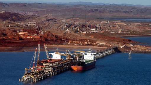 Rio's iron-ore growth projects remain on track