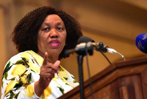 DBE: Angie Motshekga, Address by Basic Education Minister, during the 2021 National Senior Certificate (NSC) Examination Results, (22/02/21)