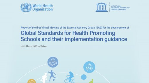Global Standards for Health Promoting Schools and their implementation guidance