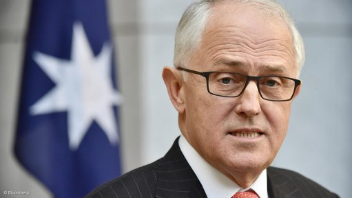Former Australian PM Turnbull joins Fortescue's green unit