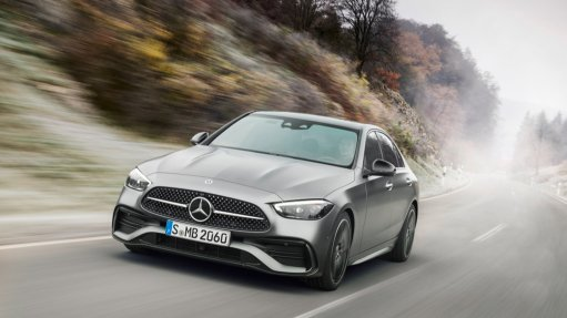 Mercedes-Benz unveils the new C-Class to be assembled in East London