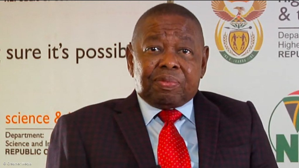 Higher Education, Science and Technology Minister Dr Blade Nzimande