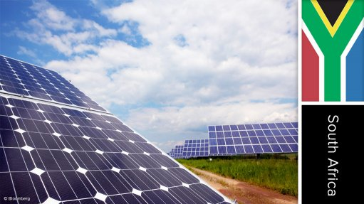 Elikhulu solar photovoltaic power project, South Africa