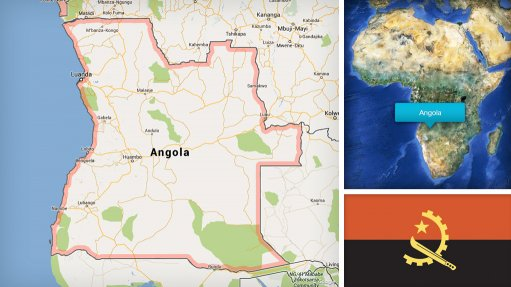 Cabinda phosphate project, Angola