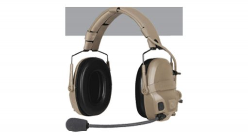 Military-grade hearing protection for the mining industry