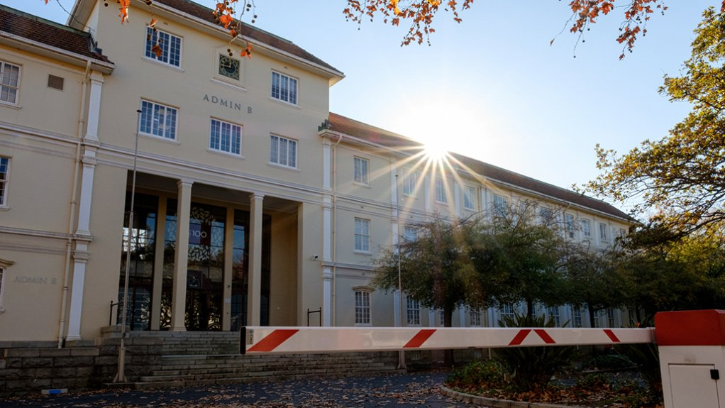Stellenbosch University building achievest A-rating energy efficiency certificate