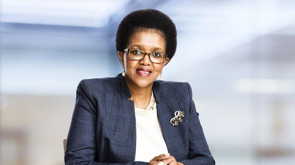 Minerals Council South Africa VP Nolitha Fakude