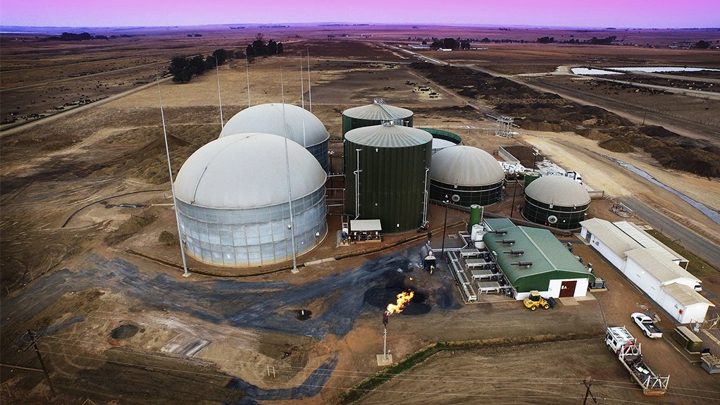 POWER-TENTIAL Biogas has the potential to contribute significantly to the power mix in South Africa and globally