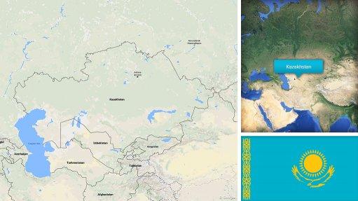 Gas separation plant, Kazakhstan