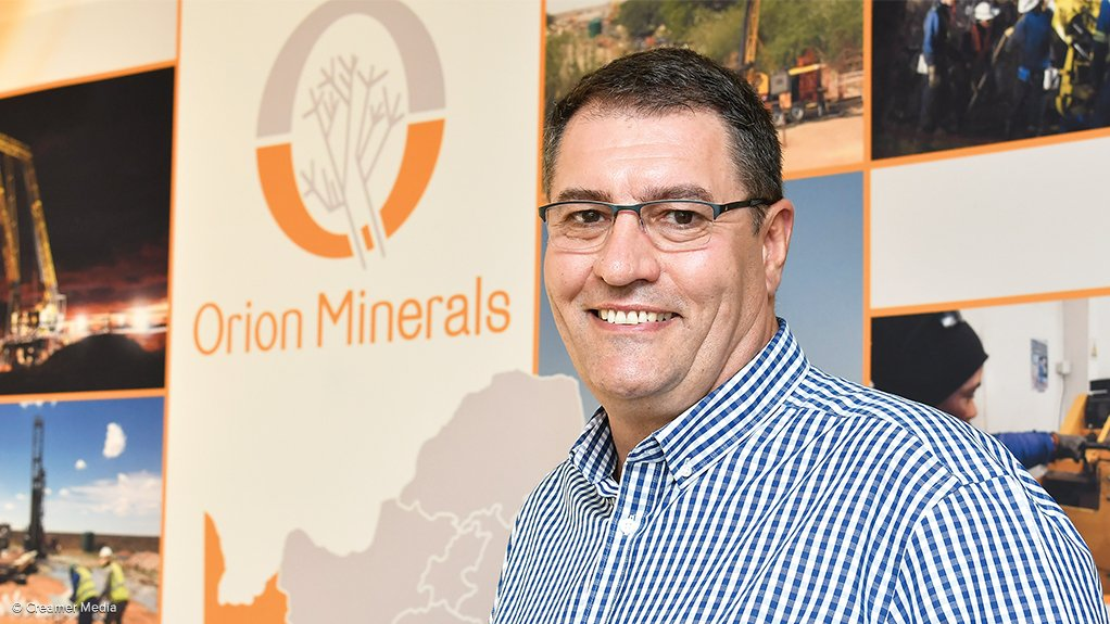 ERROL SMART The increased global demand for tech minerals presents SA with a 'unique set of circumstances