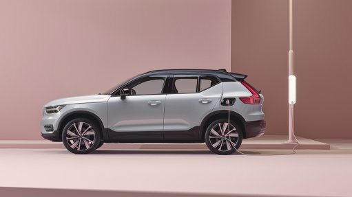 Volvo to launch its first electric car in South Africa