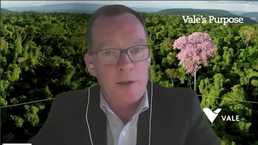 Vale Canada CEO Mark Travers