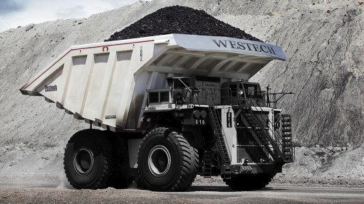 ATTRACTIVE DUMP  The Flow Control Body was developed over the last decade in response to a customer's needs for its coal hauling application
