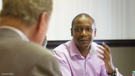 Incoming Wescoal interim group CEO Robinson Ramaite