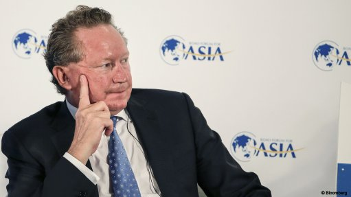 Fortescue sets new carbon target, expects hydrogen business to grow