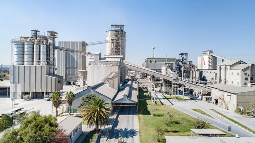 Roodepoort cement plant – the birthplace of AfriSam