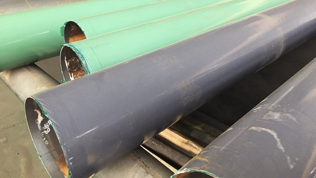 Hall Longmore launches fusion bonded epoxy pipe coatings for the local market