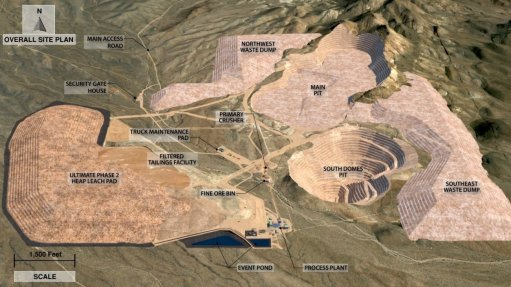 Castle Mountain Phase 2 to expand output to over 200 000 oz/y – Equinox Gold