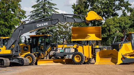 John Deere expands its construction equipment line-up to 18 African countries