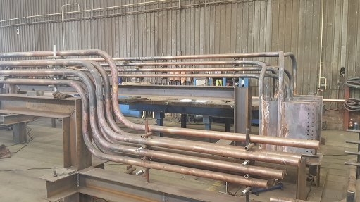 Company secures local  fabrication contract