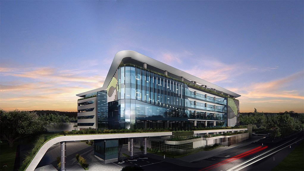 The building achieved an As-Built 6-Star Green Star-rating, which is the highest GBCSA sustainability accreditation