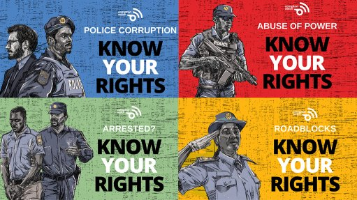 The Veza online tool was developed to improve transparency and accountability in policing in South Africa