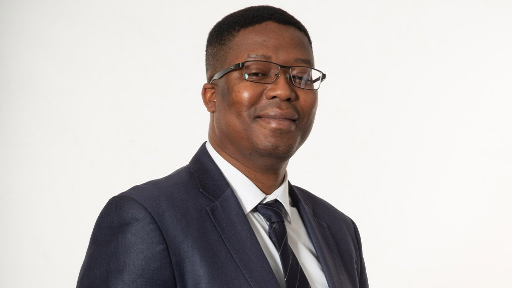 Impala Platinum group executive: refining and marketing Sifiso Sibiya