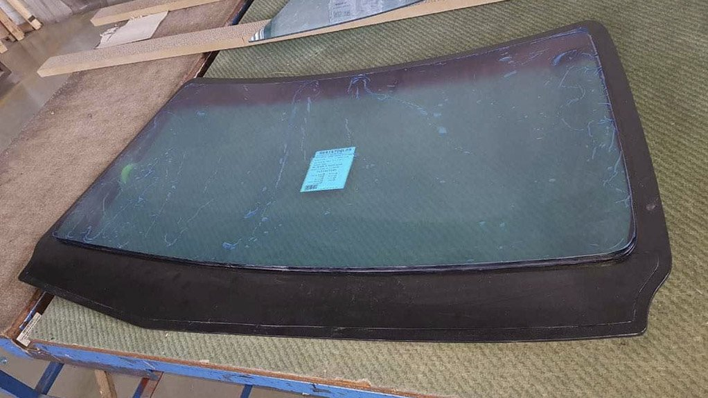 The company manufactures door glass, windscreens and rear windows for all types of vehicles