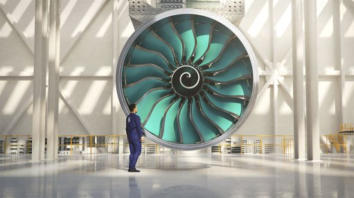 Rolls-Royce has started assembly of the world's biggest aircraft engine