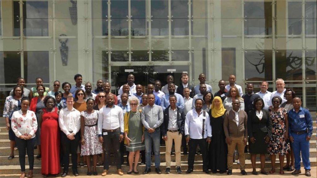 WORKSHOP UNDERWAY TEA-LP Workshop at Strathmore University, Nairobi TEA-LP has partner universities in eight African countries