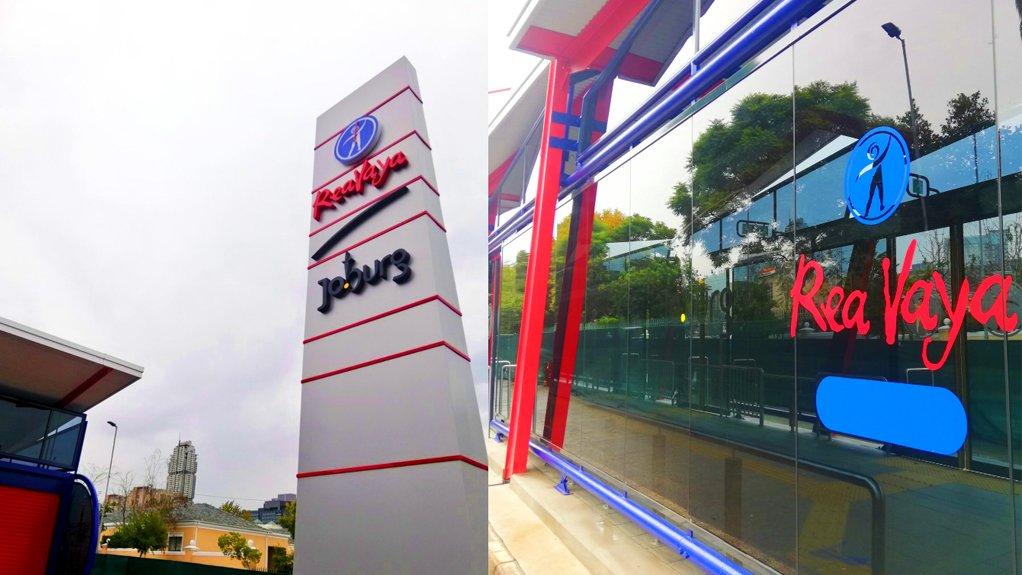 Construction starts on Rivonia road Rea Vaya BRT station