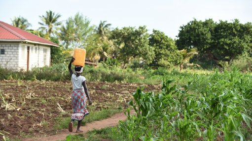 A third of Africa's population has no access to clean water