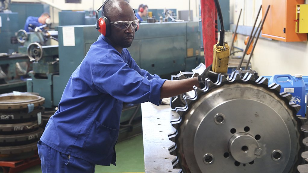 KEEN SKILLS The promotion of relevant skills in the mining equipment sector is fundamental to its sustainability
