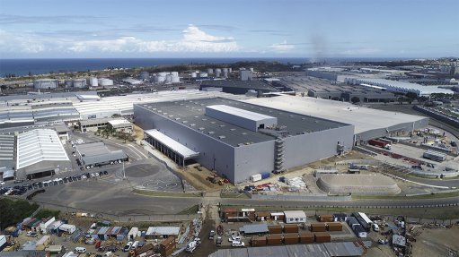 Mercedes-Benz South Africa manufacturing plant expansion, South Africa – update