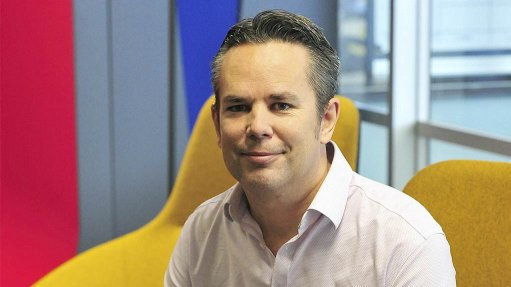 Absa group chief technology officer Andrew Baker