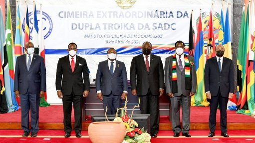 Double Troika Summit orders 'immediate technical deployment' to Mozambique
