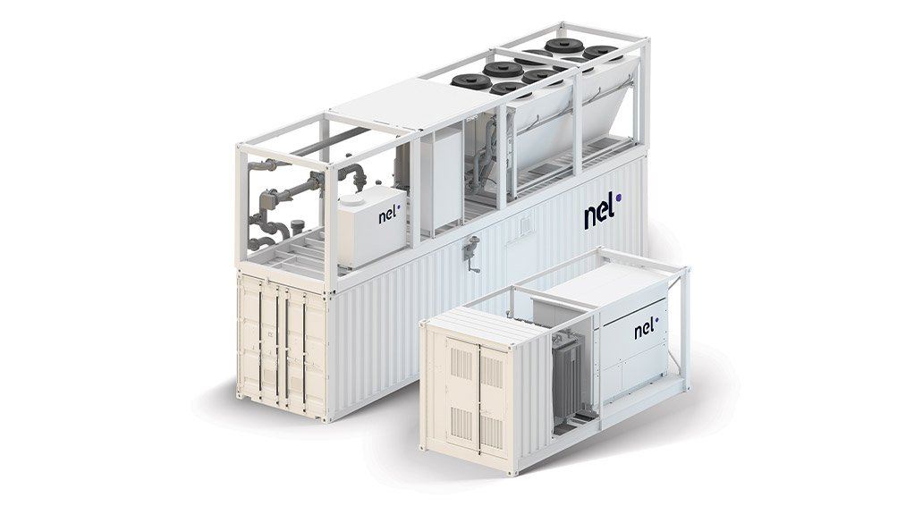 PEM ELECTROLYSER The new generators are integrating the 1.25 MW PEM cell stack