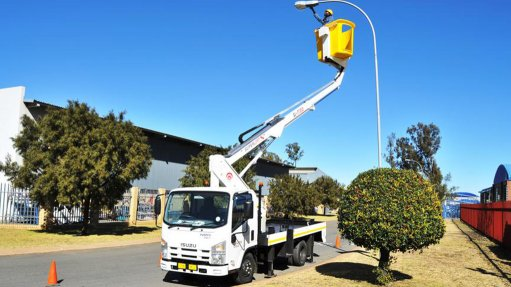 Isuzu Motors SA funds cherry picker localisation