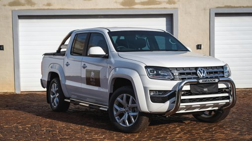 SVI puts a bulletproof vest on the VW Amarok