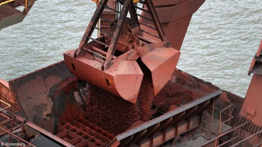 Iron-ore gains on China's import surge as focus turns to costs